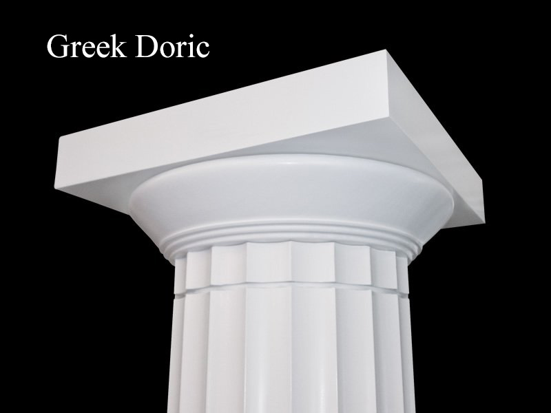 Architectural Column Visual Glossary