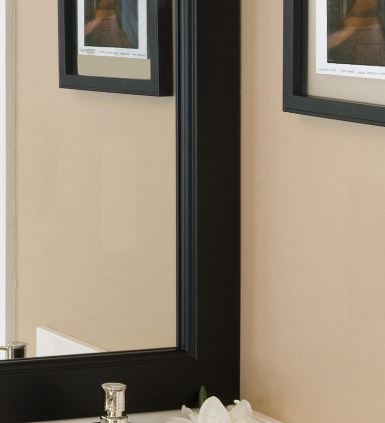 grove mirror frame 3 inch wide - Mirror Frames