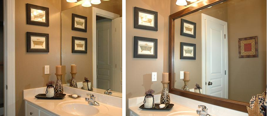 Custom Mirror Frames By MantelCraft