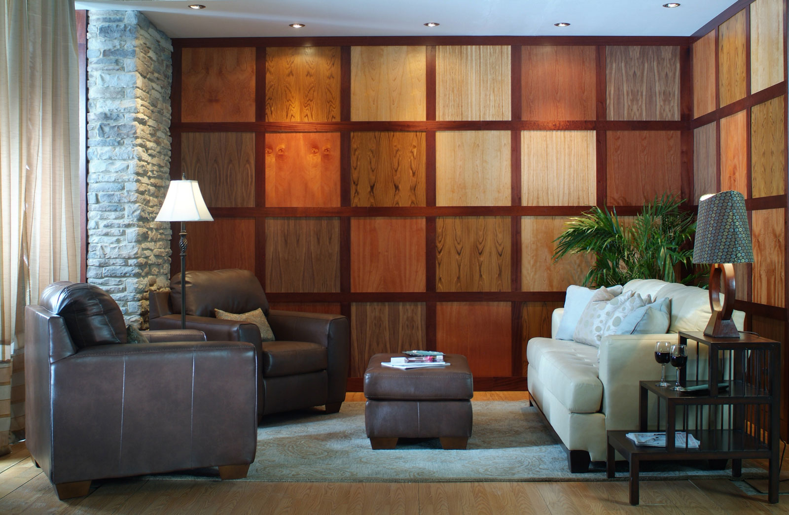 Modern Wood Walls modern paneling | contemporary wall systems | paneling