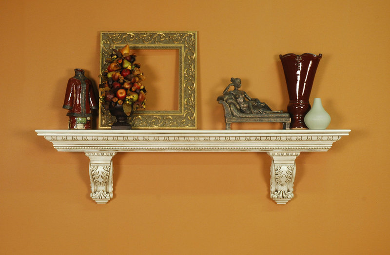 mantelcraft fireplace mantel shelf